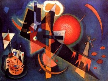 Composition XII | Wassily Kandinsky | oil painting