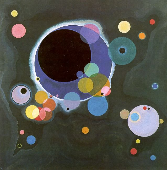 Untitled | Wassily Kandinsky | oil painting