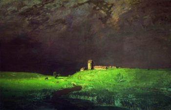 After a Rain | Arkhip Kuinji | oil painting