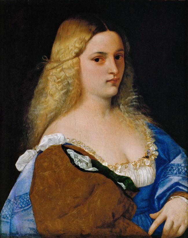 Violante | Titian | oil painting