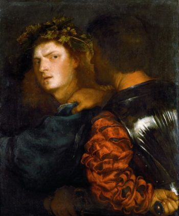 The Brave Il Bravo | Titian | oil painting