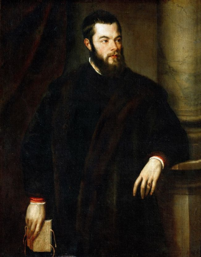 Benedetto Varchi | Titian | oil painting