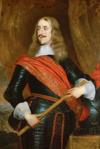 Archduke Leopold Wilhelm | Pieter Thys | oil painting