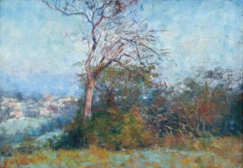 Autumn Afternoon | Frederick McCubbin | oil painting