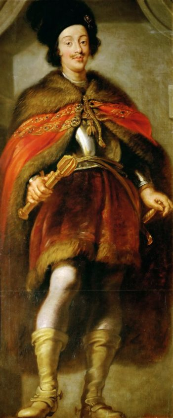 Ferdinand III Holy Roman Emperor | Peter Paul Rubens | oil painting
