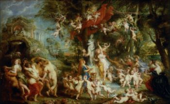 Feast of Venus | Peter Paul Rubens | oil painting