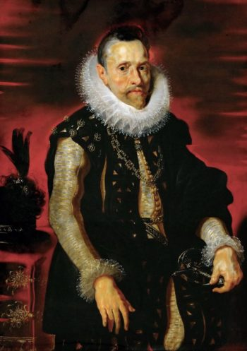 Archduke Albrecht VII Governor of the Spanish Netherlands | Peter Paul Rubens | oil painting
