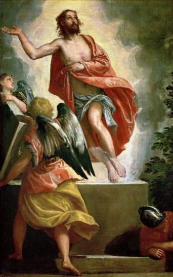 Resurrection of Christ | Paolo Veronese | oil painting