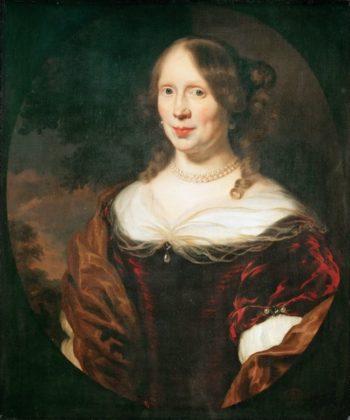 Sara Ingelbrechts   Nicolaes Maes   oil painting