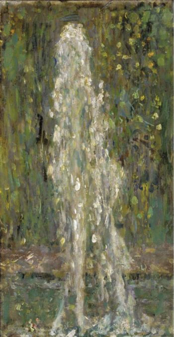 The Waterjet | Henri Le Sidaner | oil painting