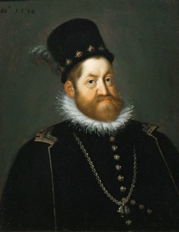 Emperor Rudof II | Joseph Heintz the Elder | oil painting