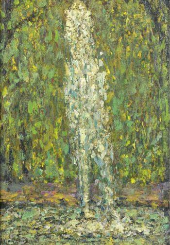 Waterjet Versailles 1925 | Henri Le Sidaner | oil painting