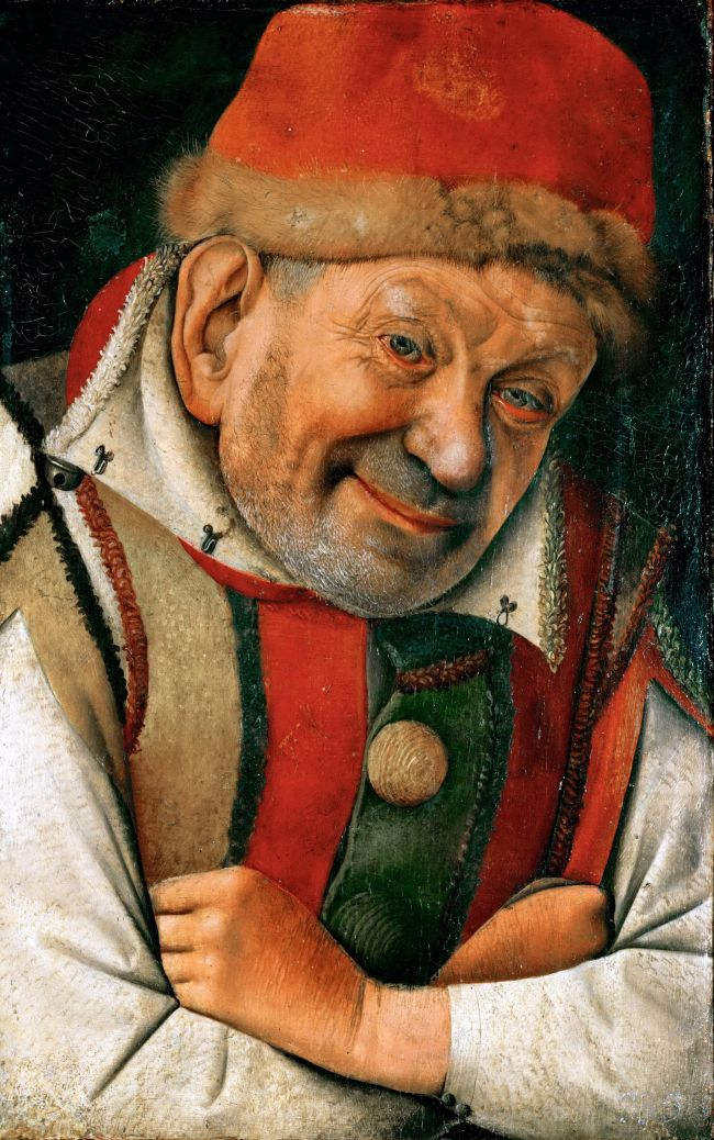 The Court Jester Gonella | Jean Fouquet | oil painting