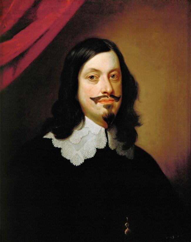 Emperor Ferdinand III -1608-1657   Jan van den Hoecke   oil painting