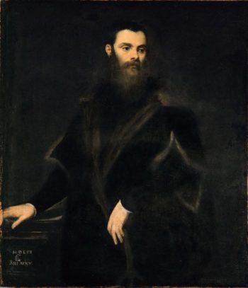 The Doge Lorenzo Soranzo | Jacopo Tintoretto | oil painting