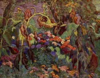 The Tangled Garden | J. E. H. MacDonald | oil painting