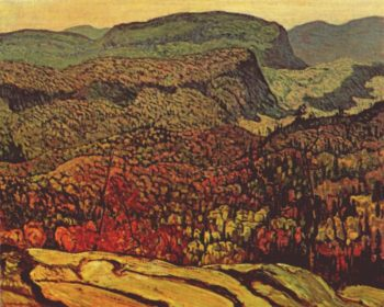 Forest Wilderness | J. E. H. MacDonald | oil painting