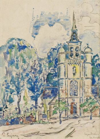 Lezardieux | Paul Signac | oil painting