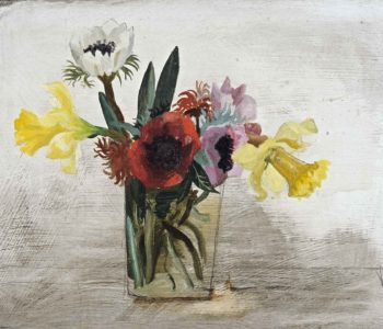 Flowers | Christopher Wood | oil painting