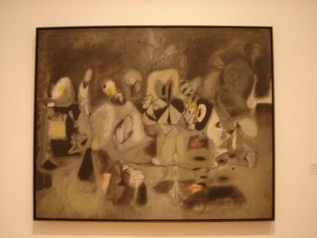 Diary of a Seducer | Arshile Gorky | oil painting