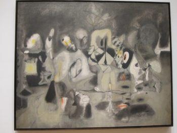 Moma | Arshile Gorky | oil painting