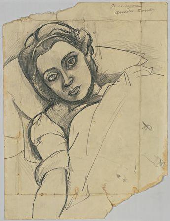 Leonora Portnoff | Arshile Gorky | oil painting