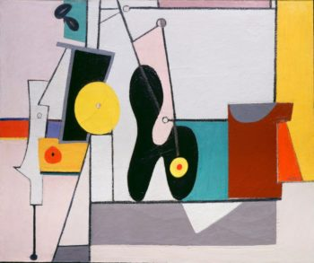 Organization | Arshile Gorky | oil painting