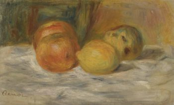 Still Life with Fruit | Pierre Auguste Renoir | oil painting