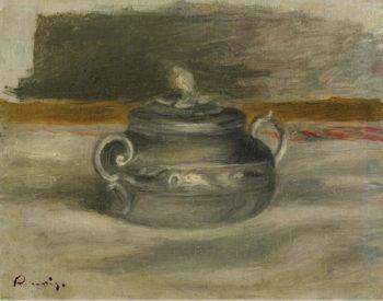 The Sugarbasin 1908 09 | Pierre Auguste Renoir | oil painting