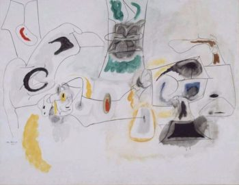 Good Hope Road | Arshile Gorky | oil painting