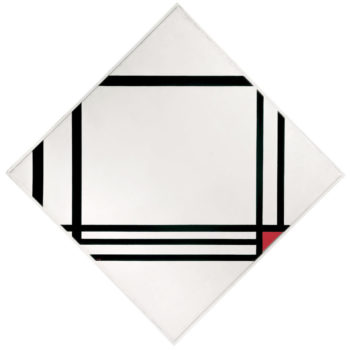 PICTURE NO. III | Piet Mondrian | oil painting