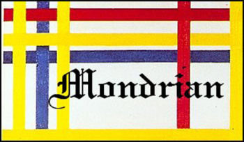 Head | Piet Mondrian | oil painting