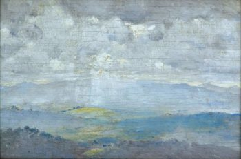 Cloudscape 1923 | Tom Roberts | oil painting