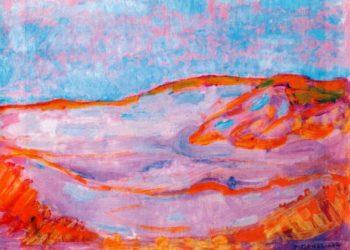 Dune IV | Piet Mondrian | oil painting