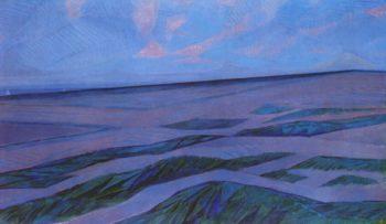 Dune Landscape | Piet Mondrian | oil painting