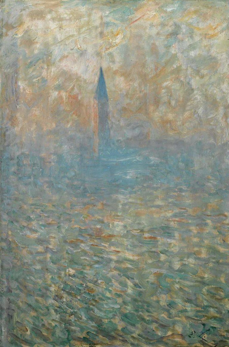 San Giorgio Venice | Emile Claus | oil painting