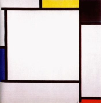 Composition 2 | Piet Mondrian | oil painting