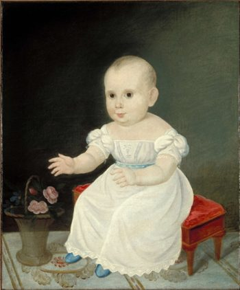 Baby | Unknown Artist | oil painting