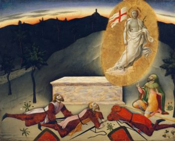 The Resurrection | Master of the Osservanza | oil painting