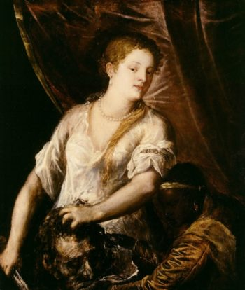 Judith With The Head Of Holofernes | Adriaen van Ostade | oil painting