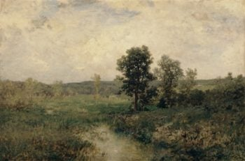 Summer Landscape | Alexander Helwig Wyant | oil painting