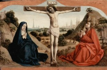 Crucifixion | Bernardo Strozzi | oil painting