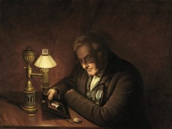 James Peale   Charles Willson Peale   oil painting