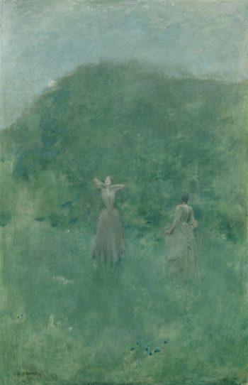 Summer | Chester Harding | oil painting