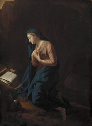 The Repentant Magdalene | Emanuel de Witte | oil painting