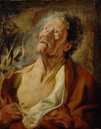Job | Giovanni Battista Tiepolo | oil painting