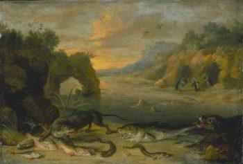 Water | Hercules Sanders | oil painting