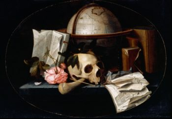 Vanitas | Jacques Blanchard | oil painting