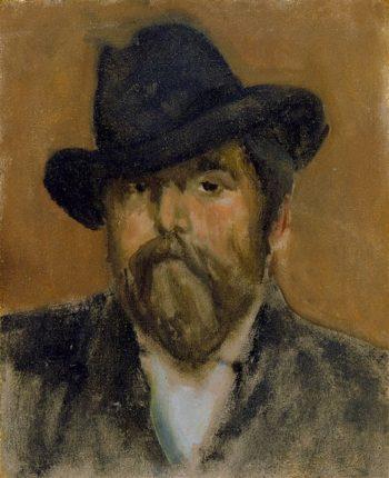 Robert Barr | James Abbott McNeill Whistler | oil painting