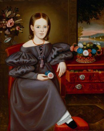 Miss Tweedy Of Brooklyn | John Henry Twachtman | oil painting